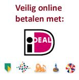Veilig online betalen met iDEAL!